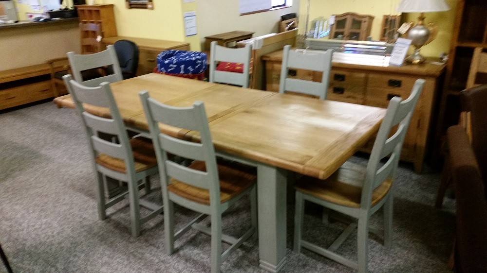 39 queensland 39 1800mm french grey extending diningset