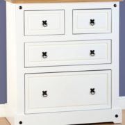 1-Seconique-Corona-Painted-Chest-of-Drawer-2-2-Drawer