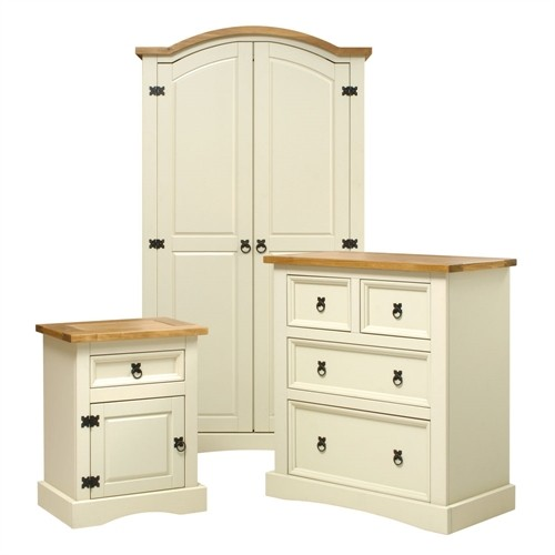 corona white painted 3 piece bedroom set cp furniture sales. Black Bedroom Furniture Sets. Home Design Ideas