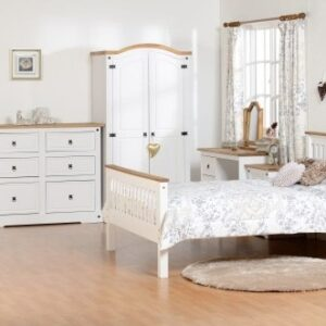 Corona Painted Bedroom Range