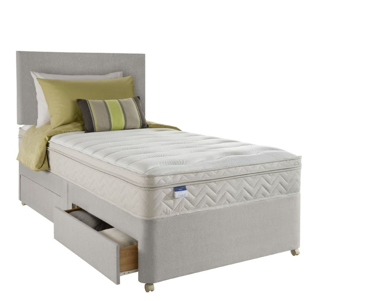 Single bed with drawers cp furniture sales - Single leather bed with drawers ...