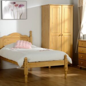 Sol Solid Pine Bedroom Furniture