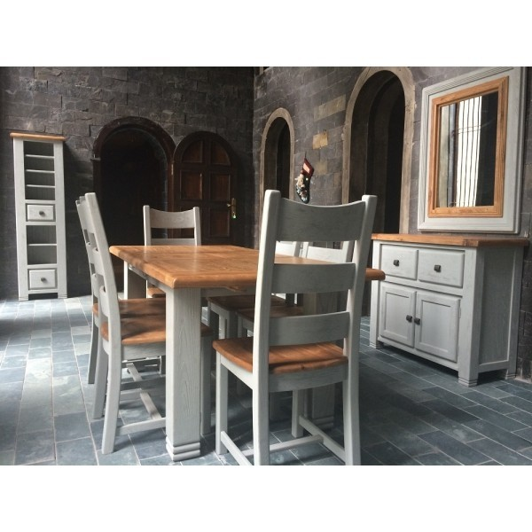 Danube French Grey Dining Set